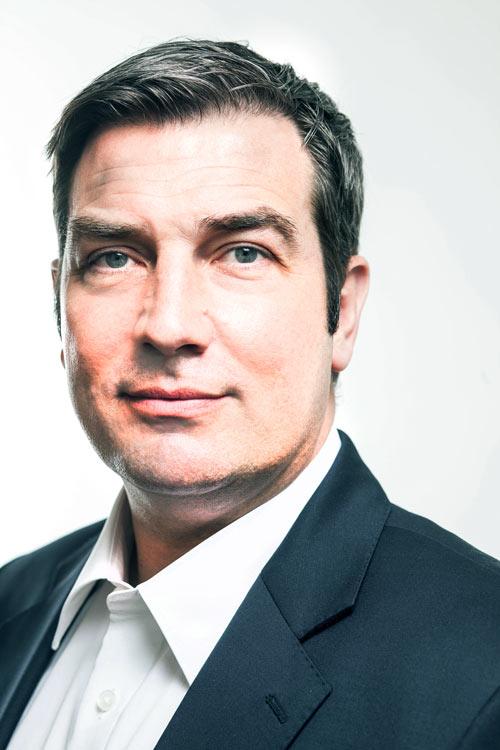 Geschäftsführer und Gründer Jürgen Scheurer Portrait
