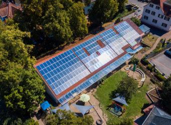 Wirsol Solaranlage Heidesheim Kindergarten