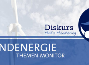 Themenmonitor Windenergie