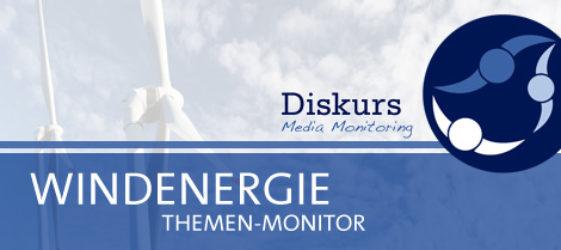 Themenmonitor Windenergie
